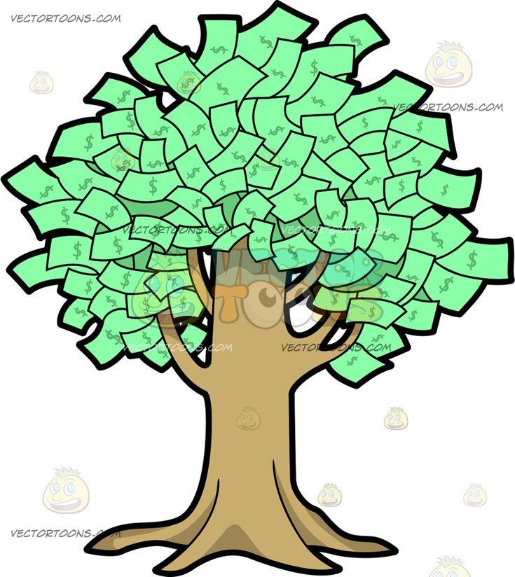 A Fruitful Money Tree Money Trees Green Dollar Graffiti Pictures