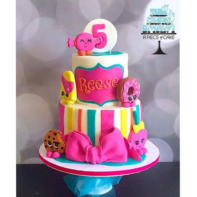 shopkins cake decorations - Google Search