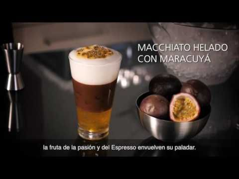 Nespresso AGUILA - Preparación de recetas - YouTube