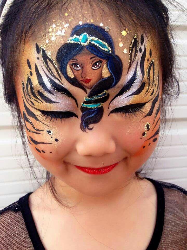 princess Jazmin design by Nancy Wu