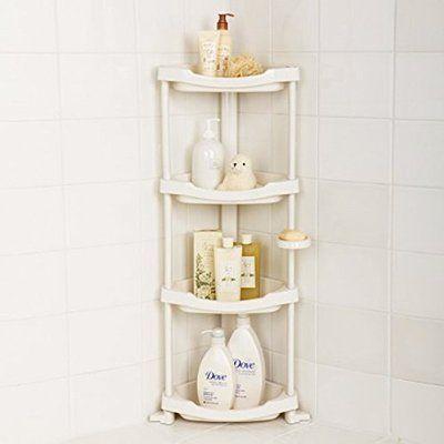 1000 ideas about corner shower caddy on pinterest bath. Black Bedroom Furniture Sets. Home Design Ideas