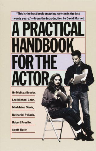 A Practical Handbook for the Actor by Melissa Bruder http://www.amazon.com/dp/0394744128/ref=cm_sw_r_pi_dp_nrgbub0J3PSGE