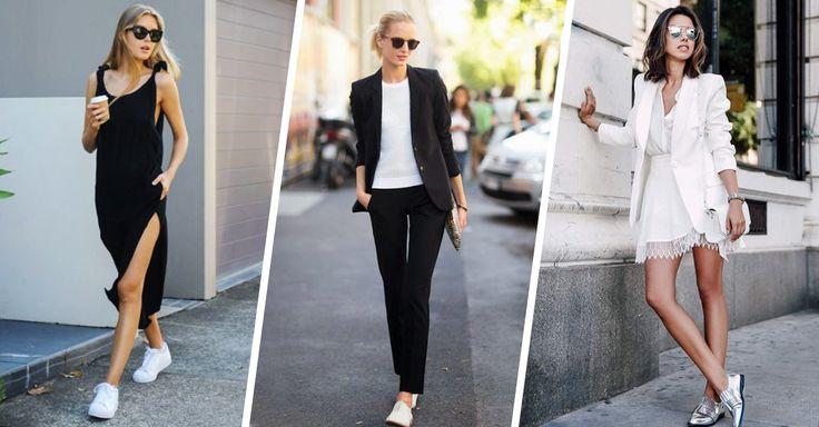 """""""Menos es más"""", esa es la premisa de la moda minimalista que está repuntando entre el gusto de muchas mujeres, por la simpleza a la hora de elegir un outfit,por su elegancia que deja de lado lo rebuscado y por encontrar prendas que ayudan a ahorrar tiempo sin tanta produccióny tehacen sentir más"""
