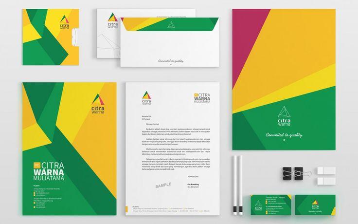 Jasa desain logo dan branding profesional terbaik pilihan anda.