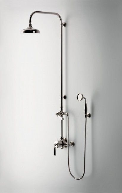 Easton classic exposed thermostatic system