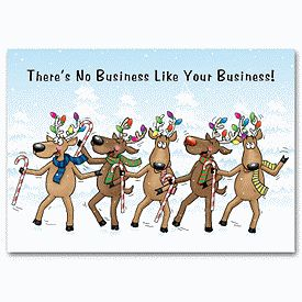 16 best thank you for your business cards images on pinterest dancing reindeer and customer appreciation by cardsdirect offering quality greeting cards at discount prices reheart Gallery