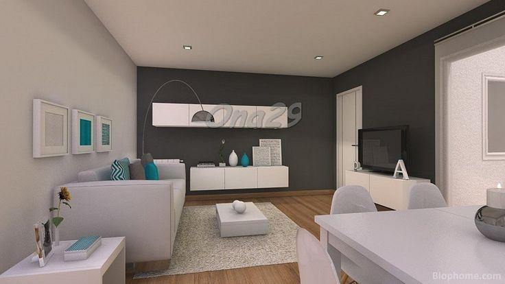 Ayuda distribucion salon comedor cuadrado de 20 m2 - Como decorar mi salon ...