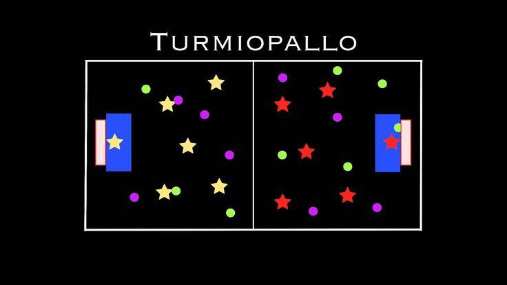 Gym Games - Turmiopallo