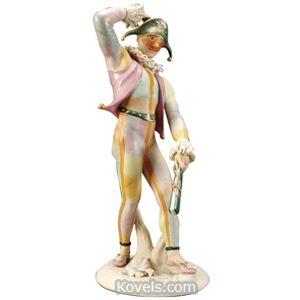 Cybis Jester FigurineCybi Antiques, Jester Figurines, Cybi Jester