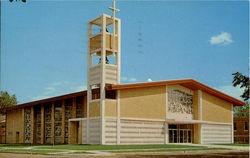 st. mary's catholic church, tomahawk, wisconsin