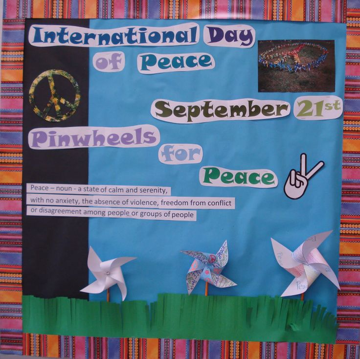 10 images about Peace Day on Pinterest Earth day Back