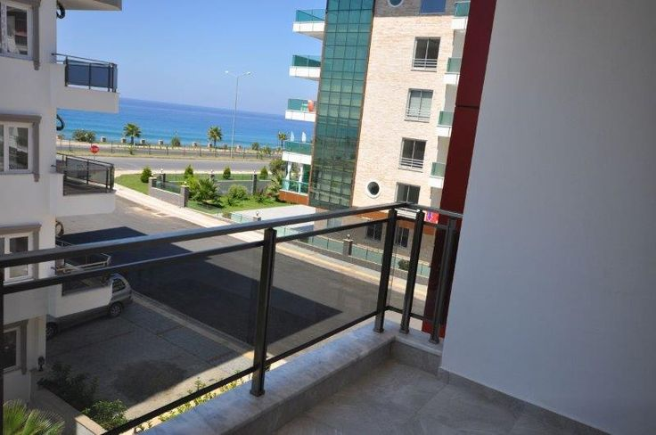 New luxury apartment 3 + 1, located in a residence in the district Kestel Alanya. Living room with open kitchen, 3 bedrooms, 3 balconies, 2 bathrooms, 1 toilet Sea view and a swimming pool. In complex -  outdoor swimming pool, sauna, fitness, caretaker. Mediterranean beach just across the road.