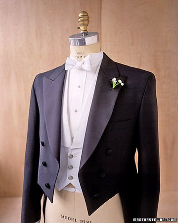 Wedding Guest Attire Etiquette- learn the difference between white tie & creative black tie-