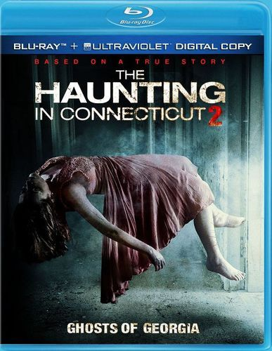 The Haunting in Connecticut 2: Ghosts of Georgia [Includes Digital Copy] [UltraViolet] [Blu-ray] [2013]