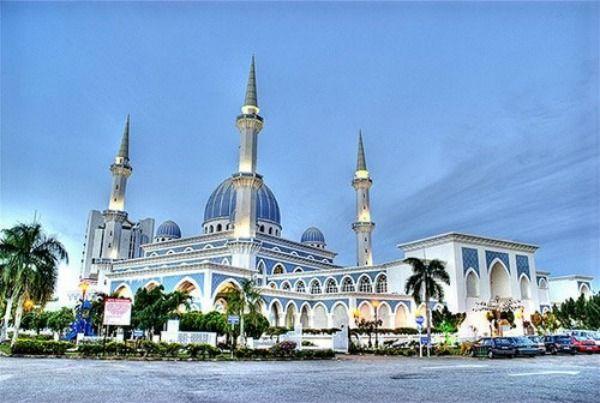 Sultan Ahmad Shah State Mosque, Kuantan – Malaisie