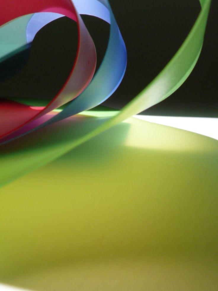 Macro photo of material
