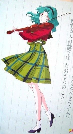 Sailor Neptune-Michelle Kaiou/Kaiou, Michiru