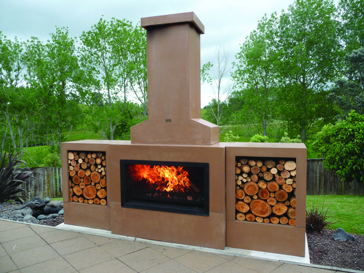 9 best outdoor heaters fire pits images on pinterest for Spanish outdoor fireplace