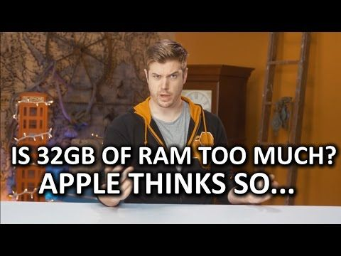 MacBook Pro 2017 with 32GB RAM Might Never Happen; Here's Why! [VIDEO] - Technfresh