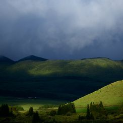 #azores -- Photos -- National Geographic Your Shot Landscape  #sun #landscape #island #end #clouds #light #day #weather by Rui Caria