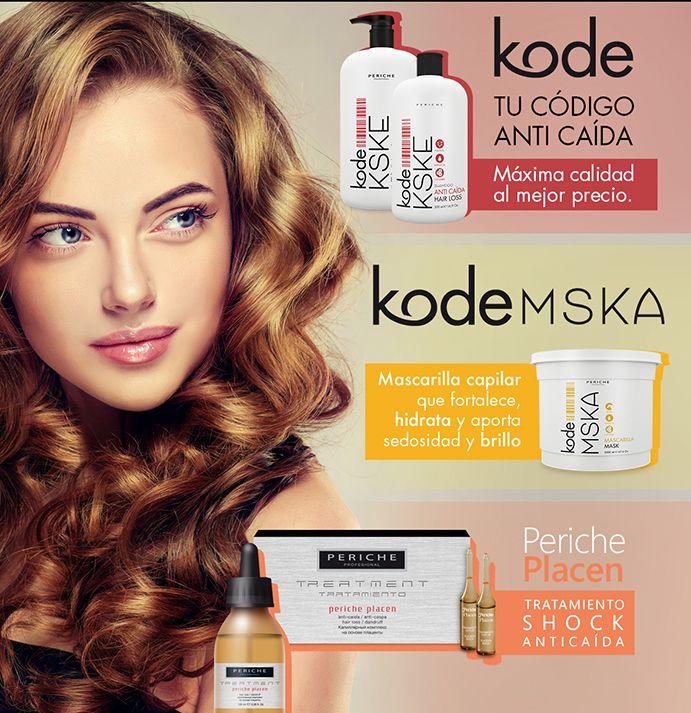 Frena la caída y repara tu #cabello con nuestros productos. www.periche-profesional.com