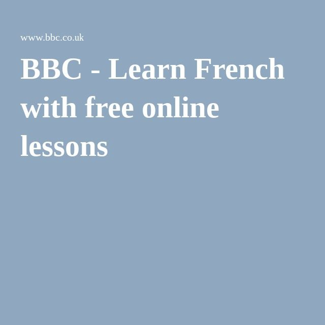 LEARN FRENCH IN 5 DAYS # DAY 1 - YouTube