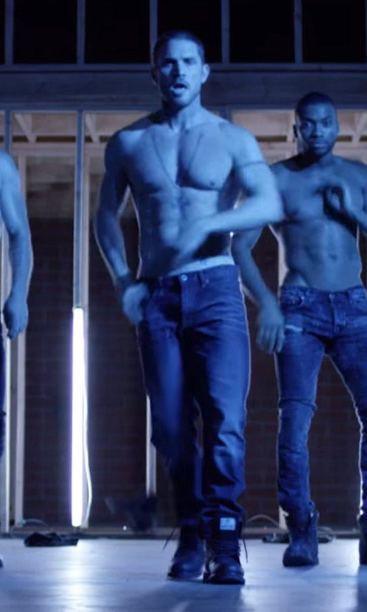 Pin for Later: So Many Hip Thrusts — Watch Magic Mike and Fifty Shades of Grey Unite in 1 Video