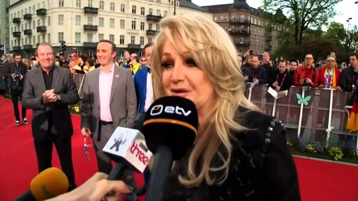 ▶ A Short VT of Bonnie Tyler's Week in Malmo, Sweden as she prepared to represent the United Kingdom in the Final. #bonnietyler #eurovision #thequeenbonnietyler #therockingqueen #rockingqueen #2013 #malmo #uk #unitedkingdom