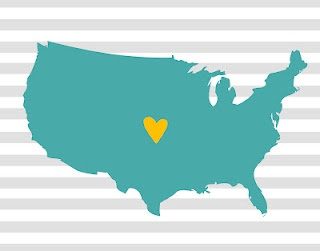 tons of free state printables: Printable Maps, Adorable Printable, States Printable, Maps Heart Diy, Kansas Art, Kansas Heart, Free Printable Nurseries Art, Vintage Lemon, Heart States