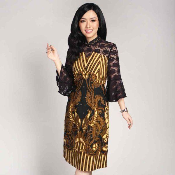 Batik Tulis Dress: Baju Kain Batik Tulis By Dea Valencia In