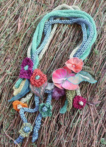 Elegant crocheted ornaments; frame in shadow box