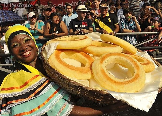 PANDEBONOS CALI COLOMBIA