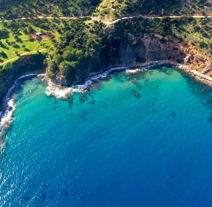 Blue Laggon near To Latchi