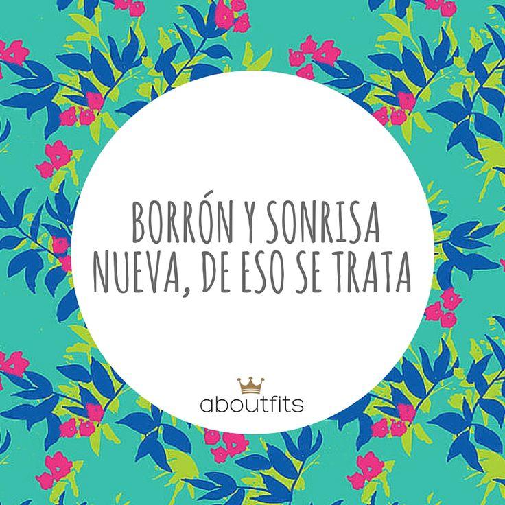 Borrón y sonrisa nueva QOTD Fashion Blog | moda, imagen, estilo | aboutfits.mx | aboutfits
