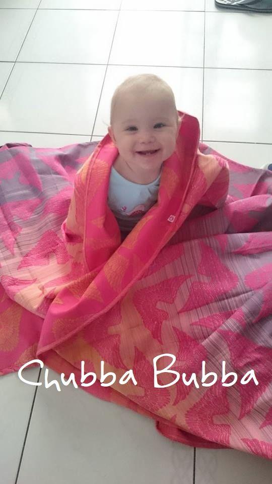Adorable Samara in Her Pellicano Eurielle Osira - Thanks to proud Mum for sending in