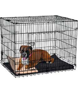 Extra Large Dog Crate Argos