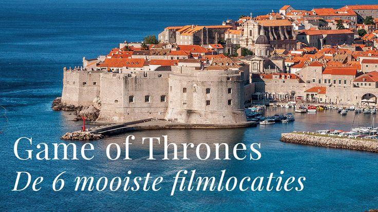 Fan van Game of Thrones? Ontdek enkele prachtige filmlocaties in Europa en daarbuiten, die je ook effectief kan bezoeken. Verover jij de IJzeren Troon?