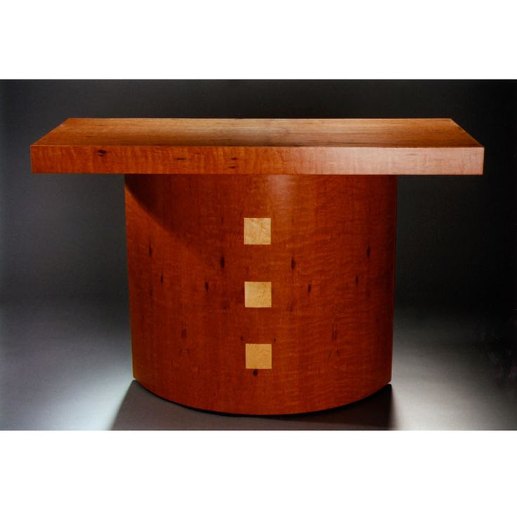 Curve Console Table by Anton Gerner - bespoke contemporary furniture melbourne
