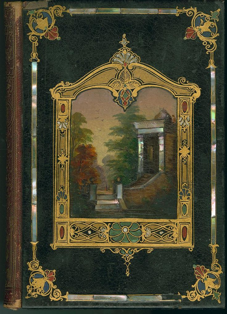Leaflets of Memory. New York: Leavitt & Allen. New York: Leavitt & Allen, [1855] (Michael Zinman)