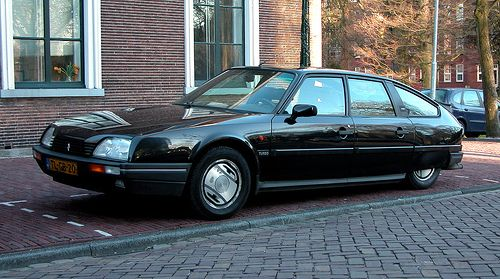 Citroen CX GTI Turbo2 - Loved this car - fast, quirky, really, really comfortable and not many around so stands out.