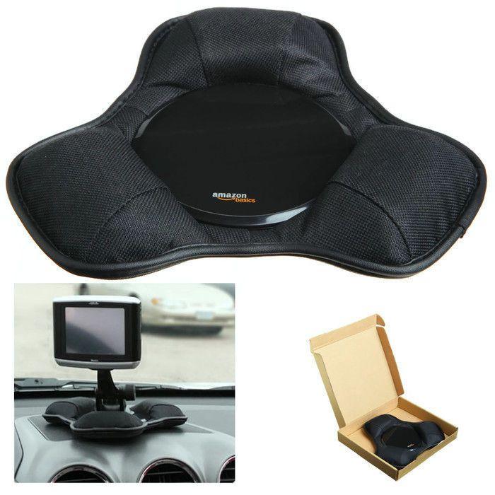 GPS Dash Mount Garmin Nuvi Tomtom Universal Navigation Bean Bag Dashboard Holder