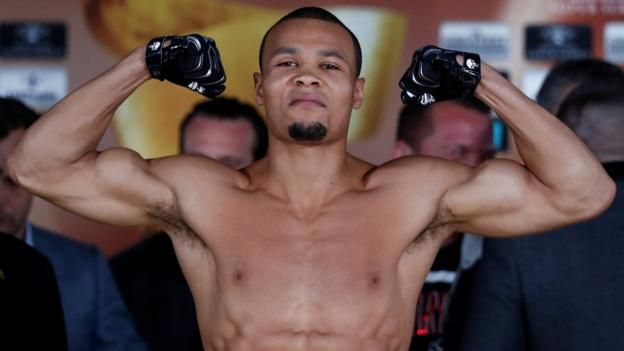 World Boxing Super Series: Chris Eubank Jr says he is 'best in the world'