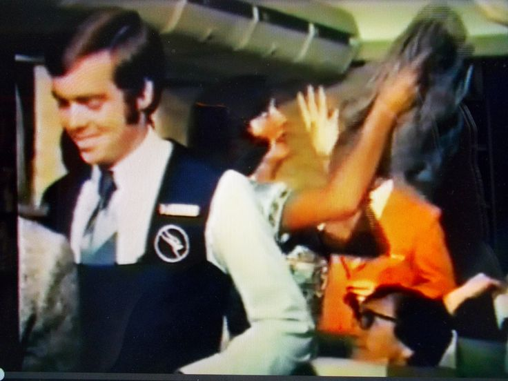 Jenny Charles 1975 in a video QF2 1975