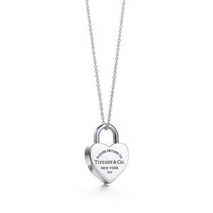 935336ed80 Return to Tiffany   Co Heart Lock Necklace. Tiffany outlet...jewelry heaven