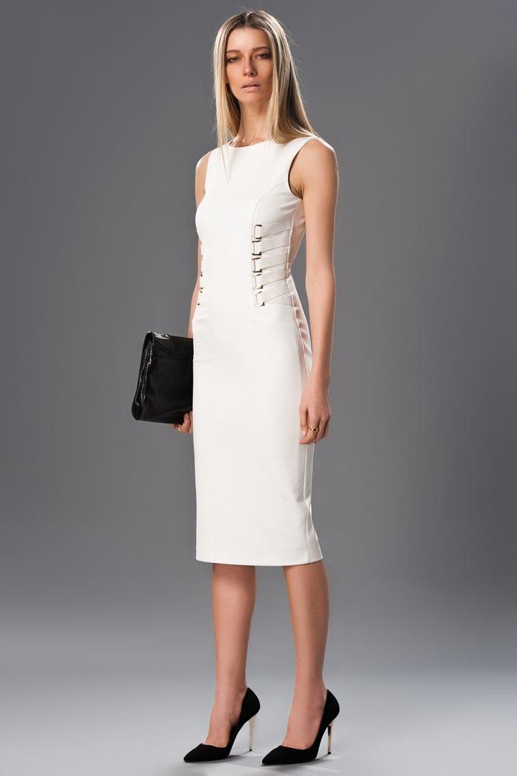 Milla by trendyol Ekru Elbise :: Zinde Market