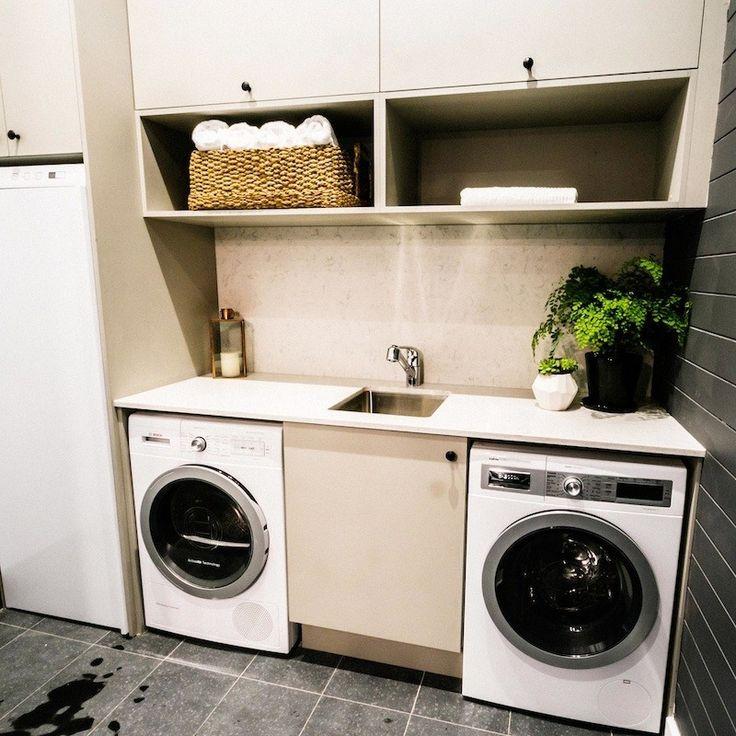 Darren & Deanne   Room 5   Laundry & WC   The Block Shop - Channel 9