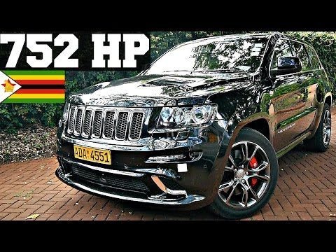 The Fastest 4x4 In Zimbabwe 752bhp 900nm Supercharged Jeep