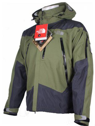 The North Face Realization Jacket Men Green/Black