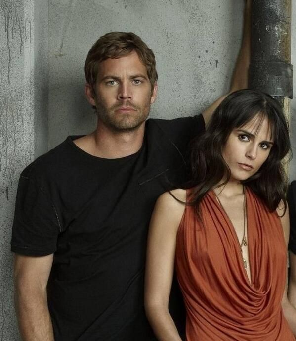 Paul Walker & Jordana Brewster - LOVE ♥️