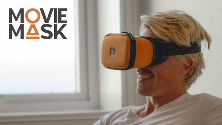The unique gadget that gives you the ultimate 2D cinema experience using your smartphone! Just ~$54 + shipping (~$19) for earlybirds